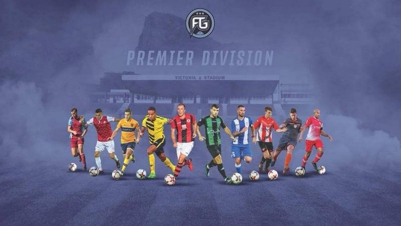 Gibraltar Premier Division 2018-19. Day 4. Lincoln Red Imps - St Joseph's ★ HIGHLIGHTS