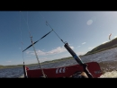 Тренировка водного старта на Печенгском заливе 17 06 18