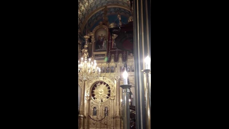 Болгарская Православная Церковь Св. Стефана Стамбул