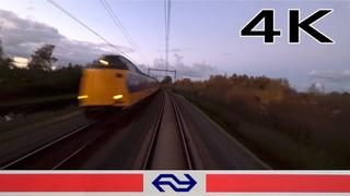 4K CABVIEW HOLLAND Meppel - Leeuwarden DDZ 2018