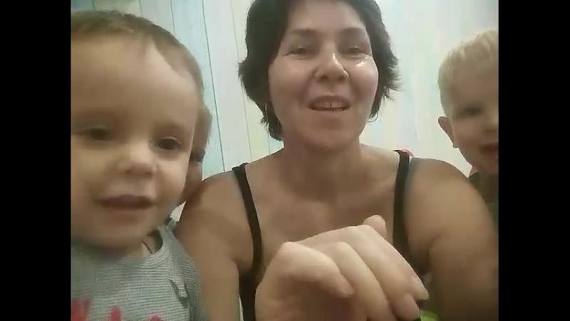 Видеопривет от Непосед своему одногруппнику