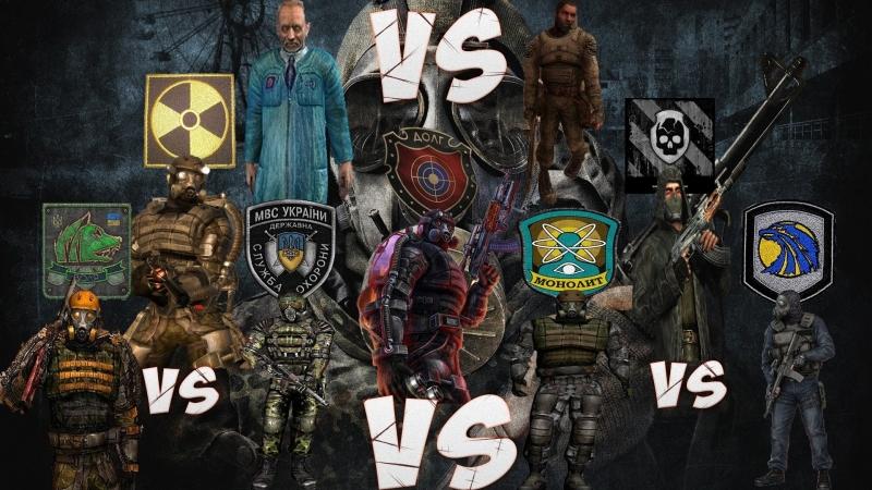 S.T.A.L.K.E.R Война группировок Стрим 1