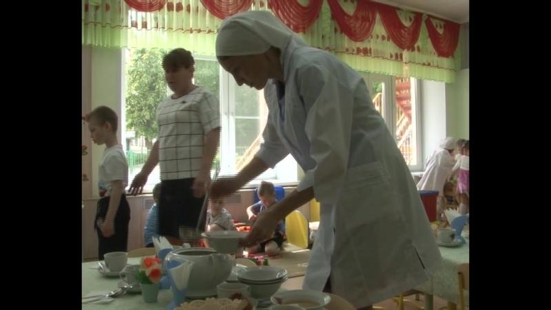 Питание в чебоксарских детских садах в летний период