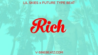 V-Sine Beatz - Rich (Lil Skies x Lil Durk Type Beat)