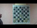 Лекцию по шахматам читает Александр Козак - Позиция на расчеты вариантов