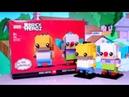 LEGO® BrickHeadz - Гомер Симпсон и клоун Красти