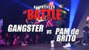 Gangster vs Pam de Brito | All Styles Battle | Fair Play Dance Camp 2018