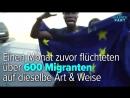Migrantensturm der nordafrikanischen EU-Exklave Ceuta
