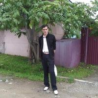Анкета Павел Тащук