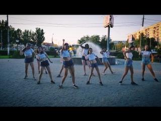 Танец реггетон dance reggaeton  (franco el gorila ft de la ghetto- bailen)