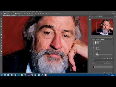 Компакт АРТ студия Портрет из фото это просто