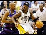 Jermaine O'Neal Career High 55 pts Milwaukee Bucks @ Indiana Pacers NBA FULL GAME