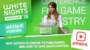 Natalie Portier (Appodeal) - Why AdTech Is Unfair to Publishers and How to Take Back Control