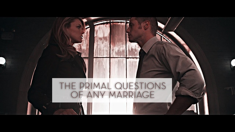Barbara Kean Jim Gordon || the primal questions of any marriage