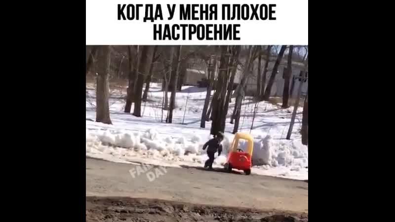 злой маленький водитель 2.0 дети авто