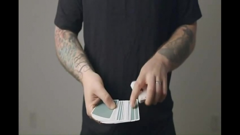 How to do Miracle Card Tricks by Adam Wilber and Peter McKinnon Ellusionist