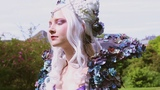 In The Garden of the Elves - BTS with Sabrina Nielsen Photography - Featuring Maria Amanda