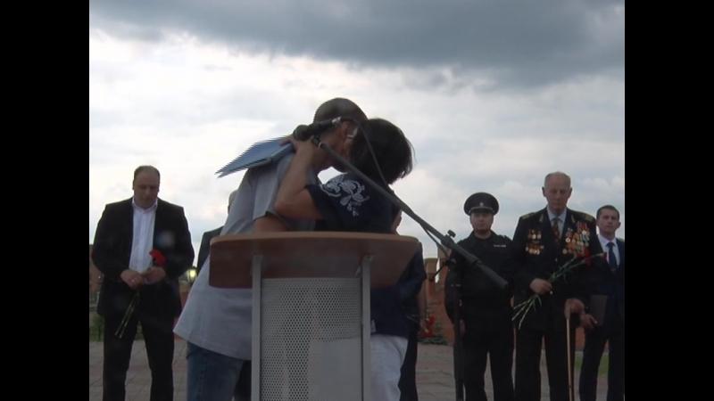 Владимирские поисковики нашли медальон погибшего красноармейца и его родственников