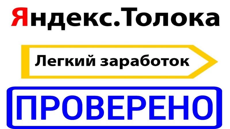 Яндекс Толока сколько можно заработать по адресу Честный обзор