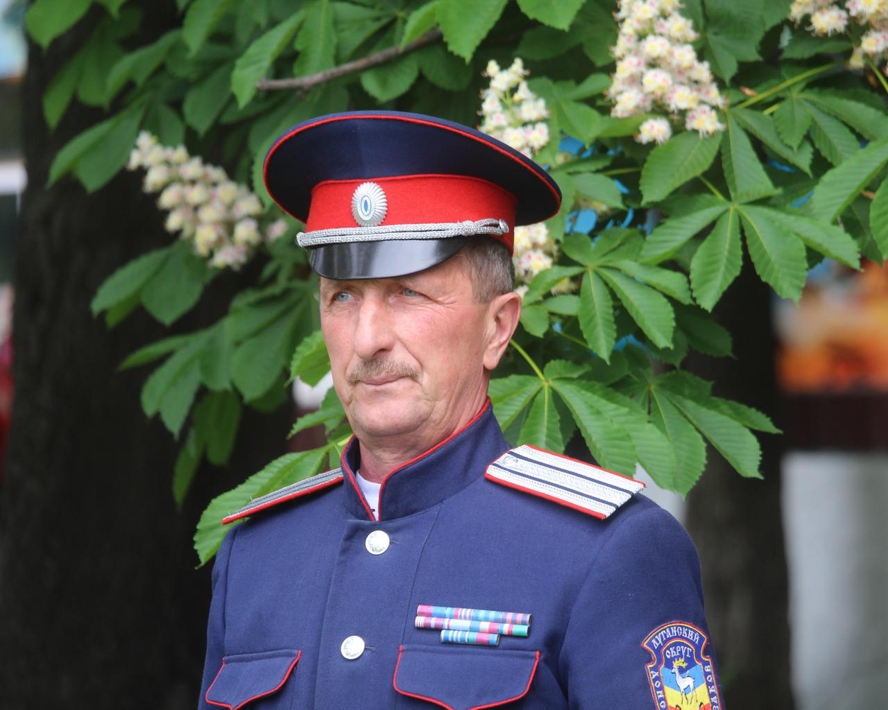 Атаман Луганского округа донских казаков вошел в состав Общественной палаты ЛНР