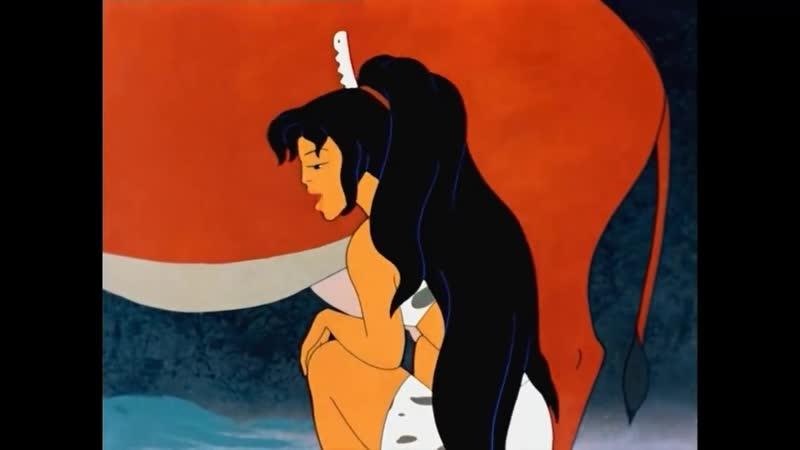 Кот, который гулял сам по себе ¦ Советский мультфильм-сказка про древнего человека и животных