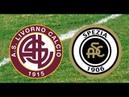 Livorno Spezia 1 3 Serie B Livorno nella crisi più nera