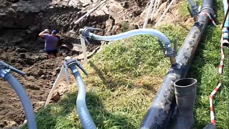 земленой доильный аппарат