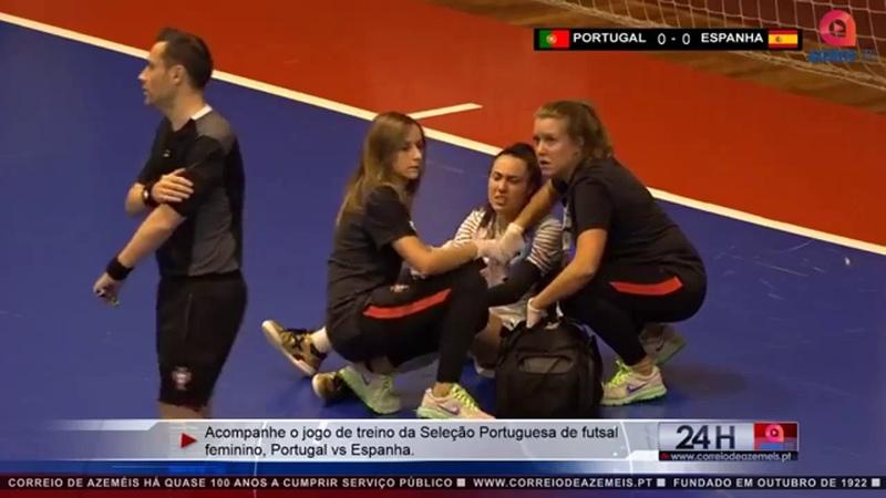 Jogo de Preparação Feminino | Portugal 2-1 Espanha | Full Match