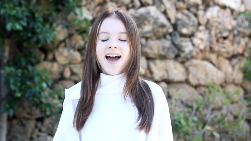 Daneliya Tuleshova Данэлия Тулешова Colourblind Amber Riley cover