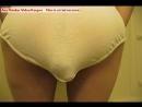 Panty Poop Hub — White Panties Pooping
