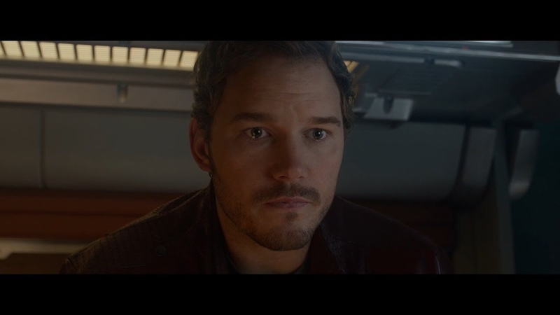 Peter Quill (Starlord) listened russian music
