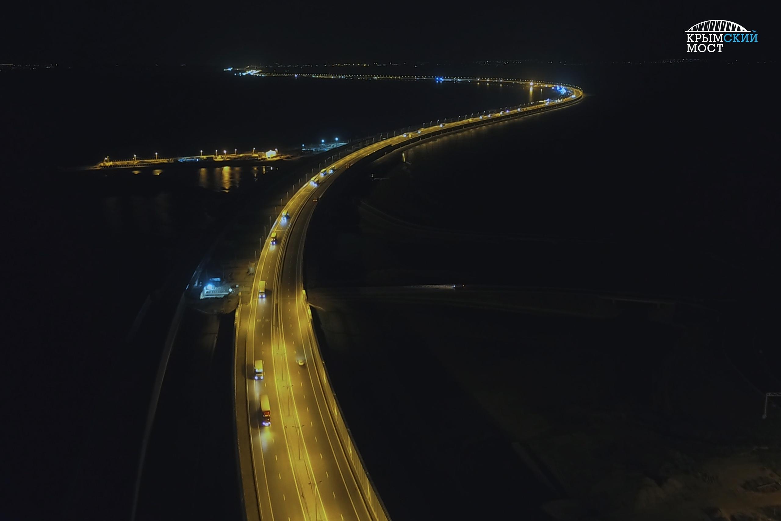 Какие у Вас планы на Крымский мост?