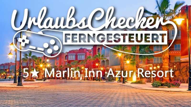 4★ Marlin Inn Azur Resort | Hurghada