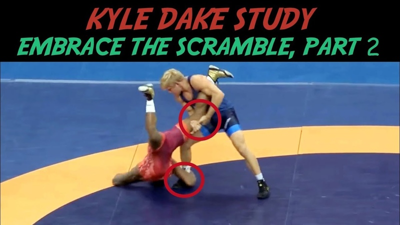 Kyle Dake Study - Finishes (Embrace the Scramble, Part 2)