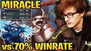 Miracle Storm Spirit vs 70% Winrate Brewmaster