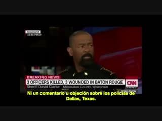 Periodista progre de CNN corta entrevista (terroristas de Black lives matter financiados por SOROS)