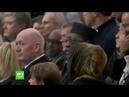 Путин в Париже Шавки ждут хозяина