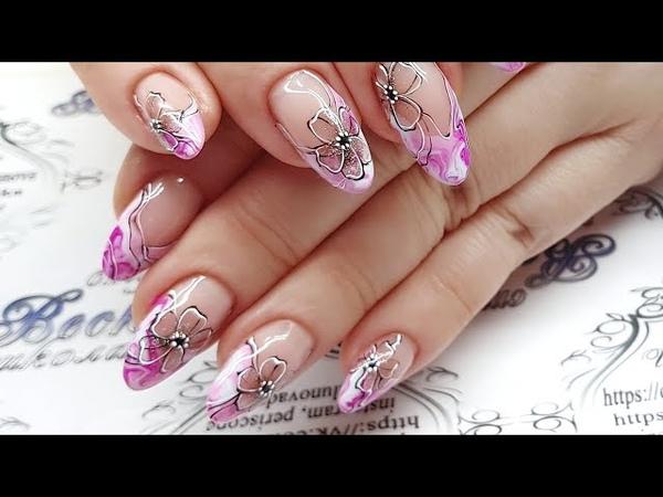 Дизайн ногтей Каменные текстуры Обзор Patrisa nail » Freewka.com - Смотреть онлайн в хорощем качестве