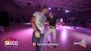 Andrey Bryukhovskikh and Valeriya Lebedeva Salsa Dancing at Rostov For Fun Fest, Sun 04.11.2018 SC