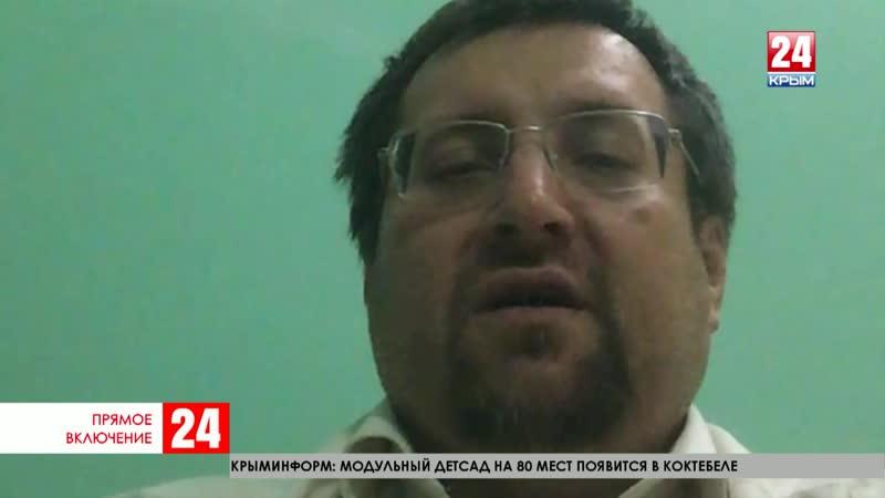 Правозащитник Александр Молохов о ситуации с «Нордом»: «Давно пора надавать по одному месту украинским хулиганам»