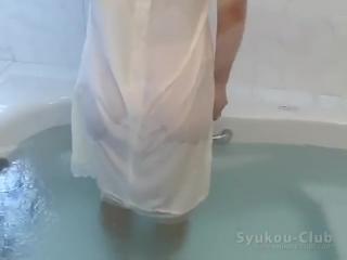 Wetlook bath