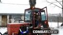 Испытываем турбину от мерседеса на тракторе Турбо трактор часть 8
