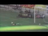 Анатолий Бышовец (СССР) - красивый мяч в ворота сборной Бельгии