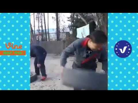 😂you laugh you loose challenge😂best funny compilation video by 3 jokers 🃏