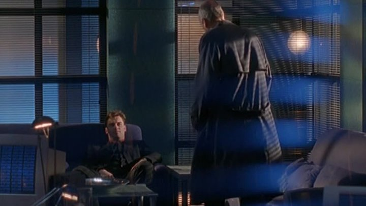Электронные жучки Bugs (4-й сезон, 4-я серия - Два Бекетта) (1998-1999) (сериал, фантастика, боевик, криминал)