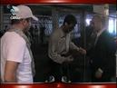 Kıvanç Tatlıtuğ'un dayak yediği sahne Kamera arkası Beyaz Show