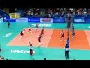 21 09 2018 20 35 Волейбол Чемпионат мира Мужчины 2 этап 1 тур Группа H Польша Аргентина