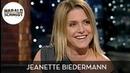 Jeanette Biedermann frisch verheiratet Die Harald Schmidt Show SKY