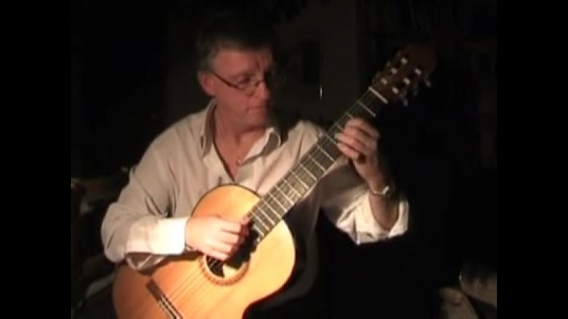 J. S. Bach_ Air (Classical guitar) - Per-Olov Kindgren