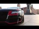 Сумасшедшая Audi A4! V8 и 380 л/с
